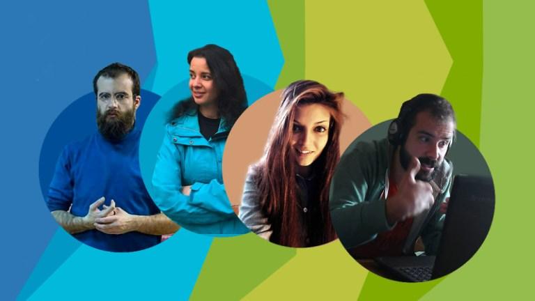 Във виртуалните класни стаи на Иван Господинов и още трима готини млади учители